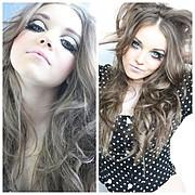 Emily Cusens hair stylist & makeup artist. hair by hair stylist Emily Cusens. Photo #57137