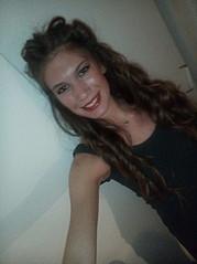 Emily Tsar model (μοντέλο). Photoshoot of model Emily Tsar demonstrating Face Modeling.Face Modeling Photo #169151