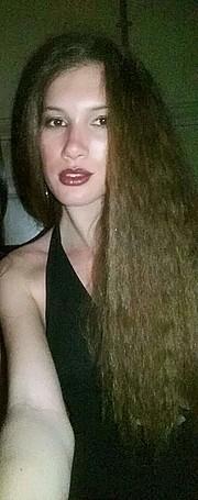 Emily Tsar model (μοντέλο). Photoshoot of model Emily Tsar demonstrating Face Modeling.Face Modeling Photo #169160