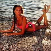Emily Tsar model (μοντέλο). Photoshoot of model Emily Tsar demonstrating Editorial Modeling.Editorial Modeling Photo #171292