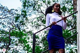 Emma Ochieng model. Modeling work by model Emma Ochieng. Photo #220166