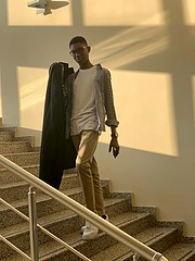 Emmanuel Okafor Model