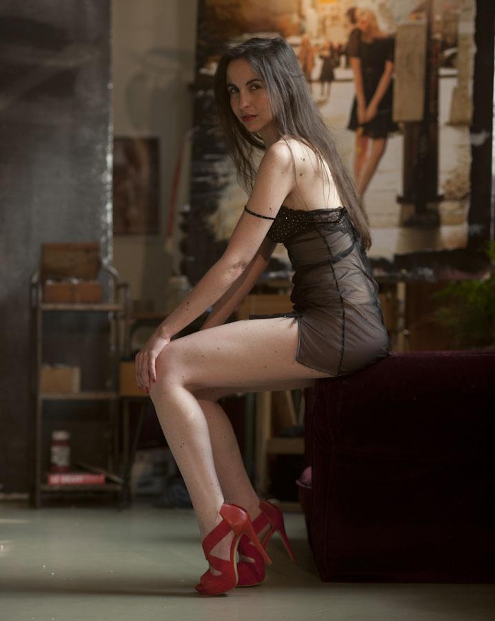 Emy Artman model (modèle). Photoshoot of model Emy Artman demonstrating Fashion Modeling.Fashion Modeling Photo #73199