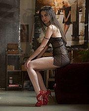 Emy is a French glamour model based in Paris. She is willing to travel when expenses are paid. She is open to hear and consider interesting