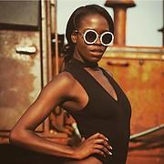 Eni Majek model. Photoshoot of model Eni Majek demonstrating Fashion Modeling.Fashion Modeling Photo #190629