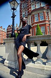 Eni Majek model. Photoshoot of model Eni Majek demonstrating Fashion Modeling.Fashion Modeling Photo #85243