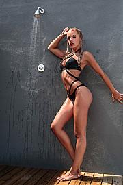 Erica Chloe model. Photoshoot of model Erica Chloe demonstrating Body Modeling.Body Modeling Photo #109706