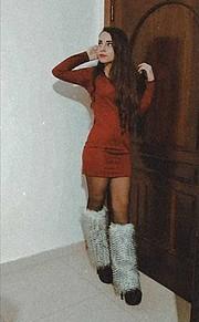 Erica George model. Photoshoot of model Erica George demonstrating Fashion Modeling.Fashion Modeling Photo #221488