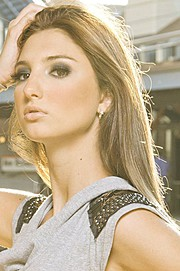 Erica Gonzalez makeup artist. Work by makeup artist Erica Gonzalez demonstrating Beauty Makeup.Portrait Photography,Beauty Makeup Photo #54718