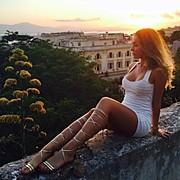 Erika Aurora Pistis model & actress. Photoshoot of model Erika Aurora Pistis demonstrating Fashion Modeling.Fashion Modeling Photo #165538