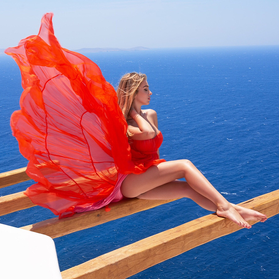 Erika Aurora Pistis model & actress. Photoshoot of model Erika Aurora Pistis demonstrating Fashion Modeling.Fashion Modeling Photo #202230