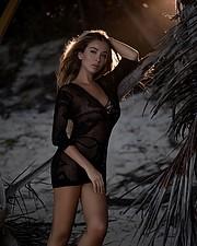 Erika Aurora Pistis model & actress. Photoshoot of model Erika Aurora Pistis demonstrating Fashion Modeling.Fashion Modeling Photo #232087
