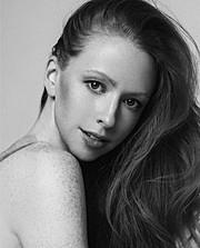 Erika Lucas model. Photoshoot of model Erika Lucas demonstrating Face Modeling.Face Modeling Photo #144790