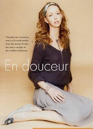 Erika Lucas model. Photoshoot of model Erika Lucas demonstrating Fashion Modeling.Femina MagazineFashion Modeling Photo #68056