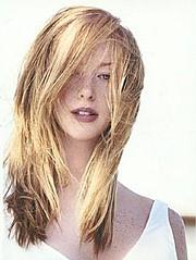 Erika Lucas model. Photoshoot of model Erika Lucas demonstrating Face Modeling.Vogue Italia.  Photographed by Koto Bolofo.  Styled by Nikki BrewsterFace Modeling Photo #68073