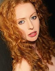Erika Lucas model. Photoshoot of model Erika Lucas demonstrating Face Modeling.Face Modeling Photo #68059