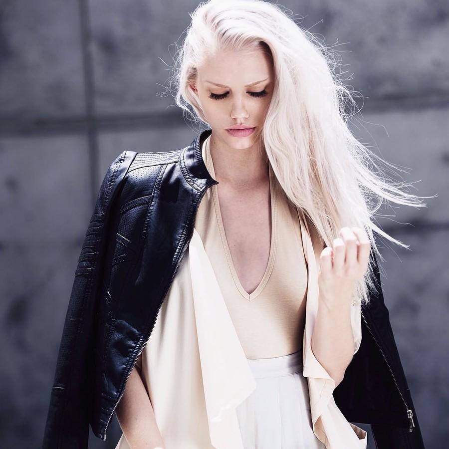 Erika Myrvik model. Photoshoot of model Erika Myrvik demonstrating Fashion Modeling.Fashion Modeling Photo #170064