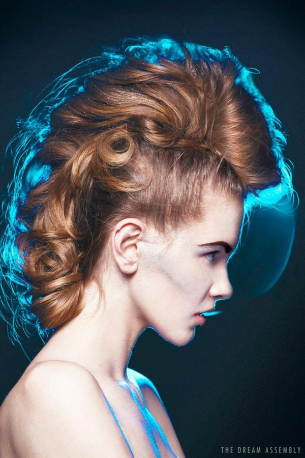 Erin Bigg makeup artist. Work by makeup artist Erin Bigg demonstrating Beauty Makeup.Beauty Makeup Photo #67974