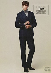 Erko Brandt model (modello). Photoshoot of model Erko Brandt demonstrating Fashion Modeling.Fashion Modeling Photo #104860
