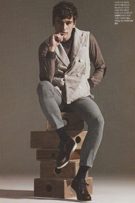 Erko Brandt model (modello). Photoshoot of model Erko Brandt demonstrating Fashion Modeling.Fashion Modeling Photo #104859
