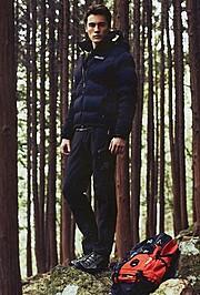 Erko Brandt model (modello). Photoshoot of model Erko Brandt demonstrating Fashion Modeling.Fashion Modeling Photo #104865