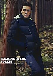 Erko Brandt model (modello). Photoshoot of model Erko Brandt demonstrating Fashion Modeling.Fashion Modeling Photo #104866