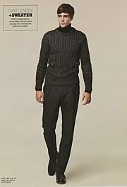 Erko Brandt model (modello). Photoshoot of model Erko Brandt demonstrating Face Modeling.Face Modeling Photo #104851