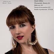 Erlika Rucinska model (modèle). Modeling work by model Erlika Rucinska. Photo #203261