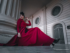 Esraa Yahia model. Photoshoot of model Esraa Yahia demonstrating Fashion Modeling.Fashion Modeling Photo #231916
