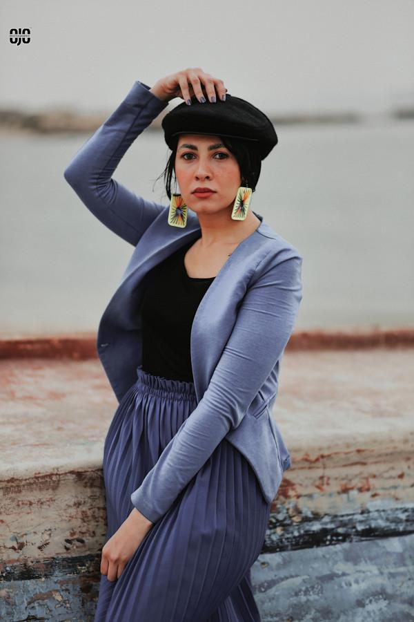 Esraa Yahia Model