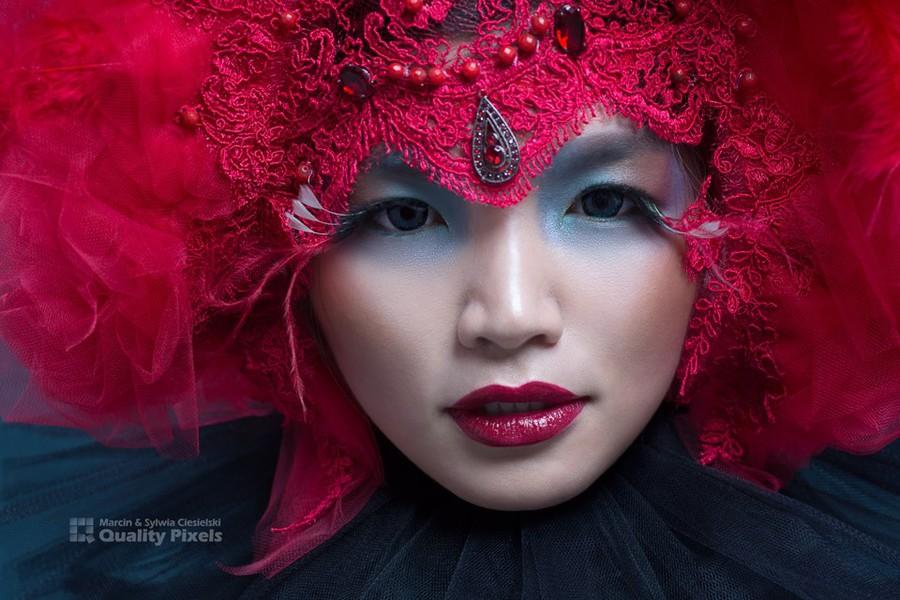 Ety Hercsik makeup artist. Work by makeup artist Ety Hercsik demonstrating Beauty Makeup.FantasyBeauty Makeup Photo #111752
