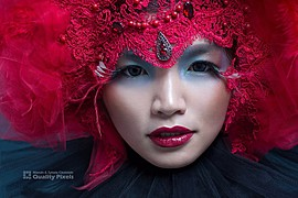 Ety Hercsik makeup artist. Work by makeup artist Ety Hercsik demonstrating Beauty Makeup.FantasyBeauty Makeup Photo #111752