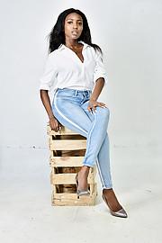 Eulene Vulegani model. Photoshoot of model Eulene Vulegani demonstrating Fashion Modeling.Fashion Modeling Photo #229962