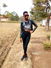 Eunice Jelagat Model