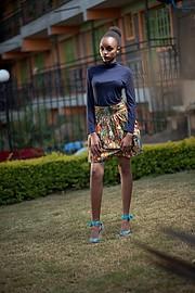 Eunice Mukuria model. Photoshoot of model Eunice Mukuria demonstrating Fashion Modeling.Fashion Modeling Photo #219351