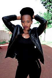 Eunice Wanjiku model. Photoshoot of model Eunice Wanjiku demonstrating Fashion Modeling.Fashion Modeling Photo #209753