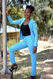 Eunice Wanjiku model. Photoshoot of model Eunice Wanjiku demonstrating Fashion Modeling.Fashion Modeling Photo #215129