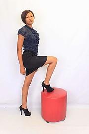 Eunity Montsho model. Photoshoot of model Eunity Montsho demonstrating Fashion Modeling.Fashion Modeling Photo #193757