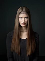 Eva Hronn Hlynsdottir makeup artist (Eva Hrönn Hlynsdóttir sminka). Work by makeup artist Eva Hronn Hlynsdottir demonstrating Beauty Makeup.Beauty Makeup Photo #89849