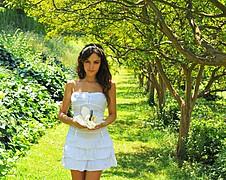 Eva Murati model (modele). Photoshoot of model Eva Murati demonstrating Fashion Modeling.Fashion Modeling Photo #111486