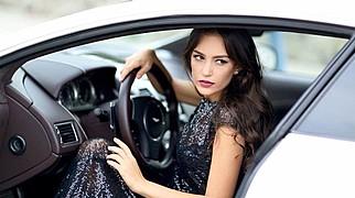 Eva Murati model (modele). Photoshoot of model Eva Murati demonstrating Commercial Modeling.Commercial Modeling Photo #171768