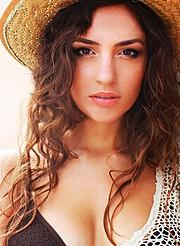 Eva Murati model (modele). Photoshoot of model Eva Murati demonstrating Face Modeling.tipare perfekte kjo vajzeFace Modeling Photo #96230