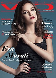 Eva Murati is a famous young Albanian TV presenter, actress, showgirl and model. Born in Tirana (Albania) with Turkish origin. She started m