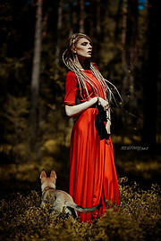Eva Suchocka model. Photoshoot of model Eva Suchocka demonstrating Fashion Modeling.Fashion Modeling Photo #196074