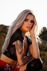 Eva Suchocka model. Photoshoot of model Eva Suchocka demonstrating Fashion Modeling.Fashion Modeling Photo #231587