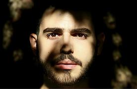 Evangelos Papagianakis model (Ευάγγελος Παπαγιαννάκης μοντέλο). Photoshoot of model Evangelos Papagianakis demonstrating Face Modeling.Face Modeling Photo #201539