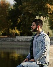 Evangelos Papagianakis model (Ευάγγελος Παπαγιαννάκης μοντέλο). Photoshoot of model Evangelos Papagianakis demonstrating Fashion Modeling.Fashion Modeling Photo #201541