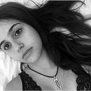 Evelyna Davliakou model (μοντέλο). Photoshoot of model Evelyna Davliakou demonstrating Face Modeling.Face Modeling Photo #210197