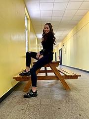 Evgenia Stoyanova model (Евгения Стоянова модел). Photoshoot of model Evgenia Stoyanova demonstrating Fashion Modeling.Fashion Modeling Photo #220360