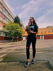 Evgenia Stoyanova model (Евгения Стоянова модел). Photoshoot of model Evgenia Stoyanova demonstrating Fashion Modeling.Fashion Modeling Photo #220368